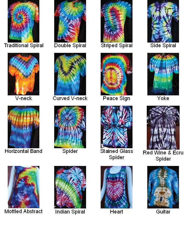 tie dye pattern pattern collections